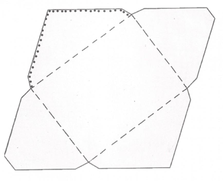 001 Top 5x7 Envelope Template Word Image  Free