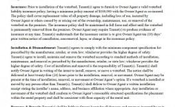 001 Top Addendum Form For Rental Agreement Idea