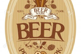 001 Top Beer Label Design Template High Def  Free