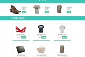 001 Top Ecommerce Website Template Html Free Download Highest Quality  Bootstrap 4 Responsive With Cs Jquery
