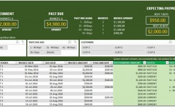 001 Top Excel Invoice Tracking Template Download Design