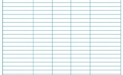 001 Top Free Blank Monthly Budget Sheet High Resolution  Sheets Downloadable Spreadsheet Fillable Template