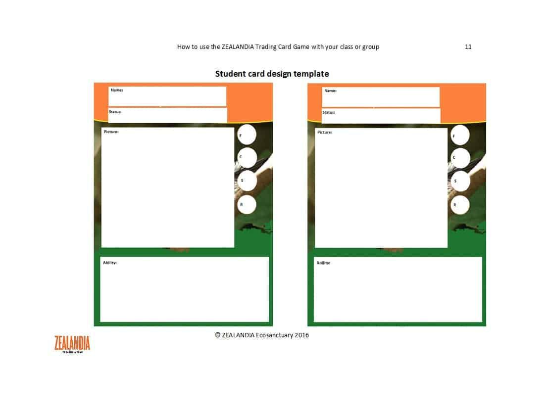 001 Top Free Trading Card Template Download Concept  BaseballFull