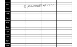 001 Top Hourly Calendar Template Microsoft Word Highest Clarity