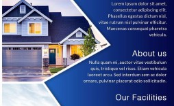 001 Top House For Sale Flyer Template Inspiration  Free Ad