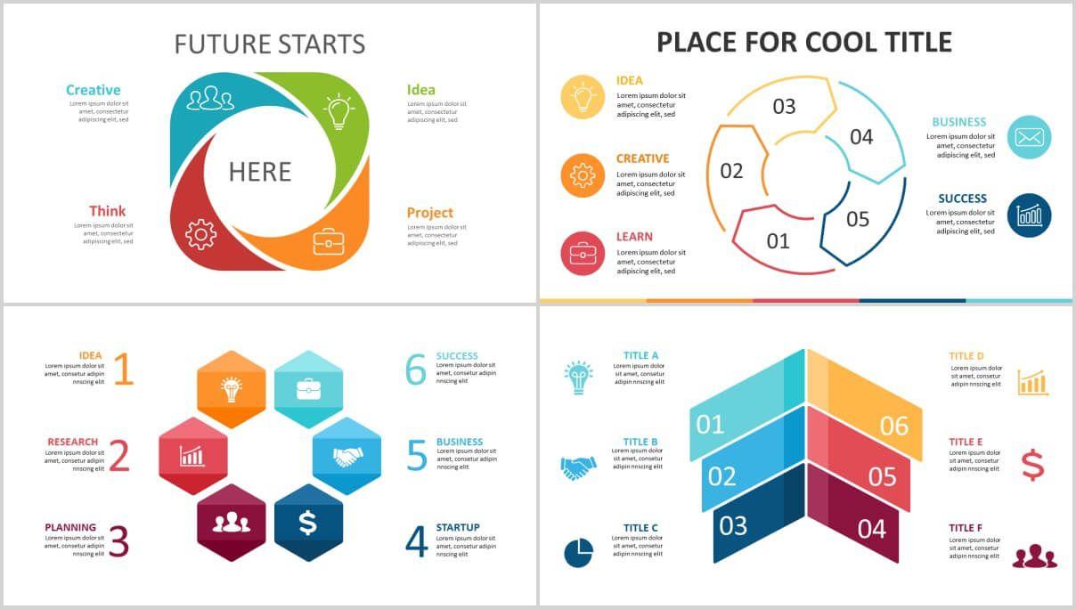 001 Top Ppt Flow Chart Template Concept  Powerpoint Flowchart SmartartFull