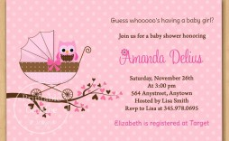 001 Unbelievable Baby Shower Invitation Wording Example Highest Clarity  Examples Invite Coed Idea For Boy