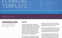 001 Unbelievable Digital Marketing Busines Plan Sample Highest Clarity  Template