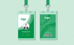 001 Unbelievable Employee Id Card Template Idea  Free Download Psd Word