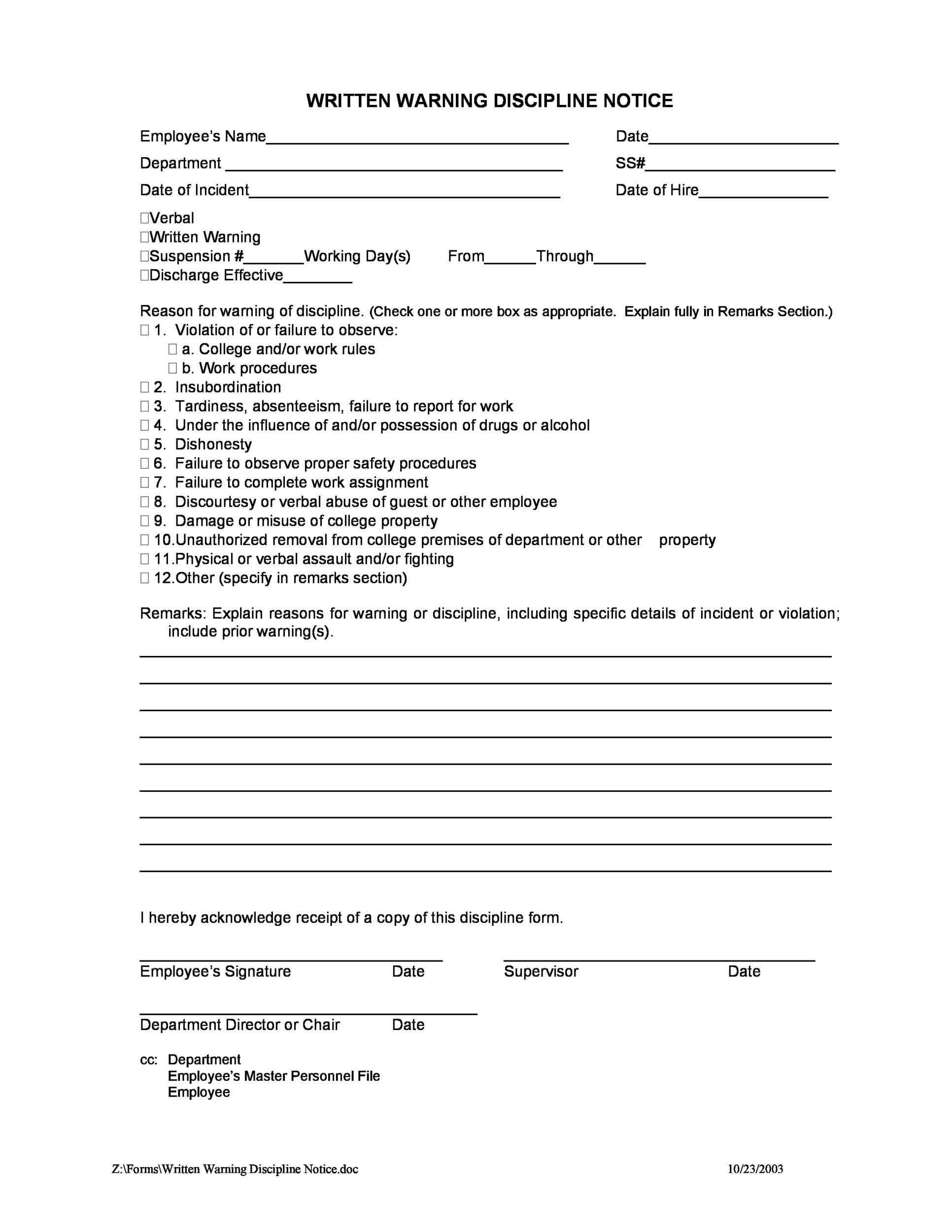 001 Unbelievable Employer Write Up Template High Def Full
