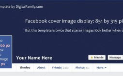001 Unbelievable Facebook Cover Photo Photoshop Template Inspiration  2019 Page Profile Picture Size
