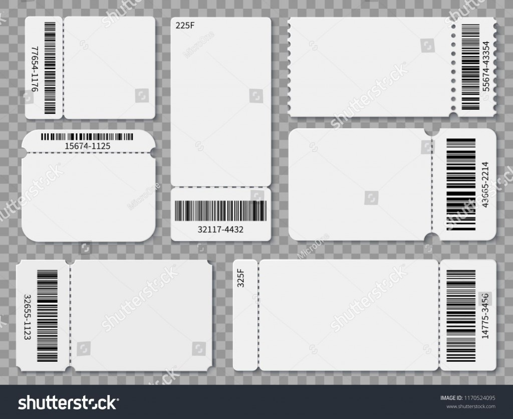 001 Unbelievable Free Printable Concert Ticket Clipart Sample Large