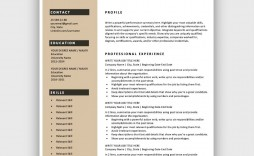 001 Unbelievable Free Resume Download Template Highest Quality  2020 Word Document Microsoft 2010