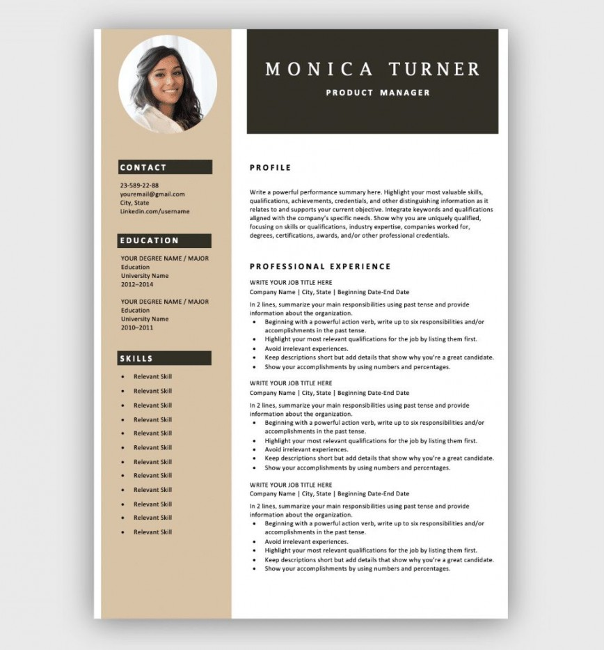 001 Unbelievable Free Resume Download Template Highest Quality  M Word Microsoft Software Engineer