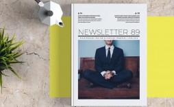 001 Unbelievable Indesign Newsletter Template Free Inspiration  Cs6 Email Adobe Download