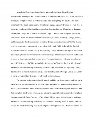 001 Unbelievable Of Mice And Men Essay Design  Prompt Topic320