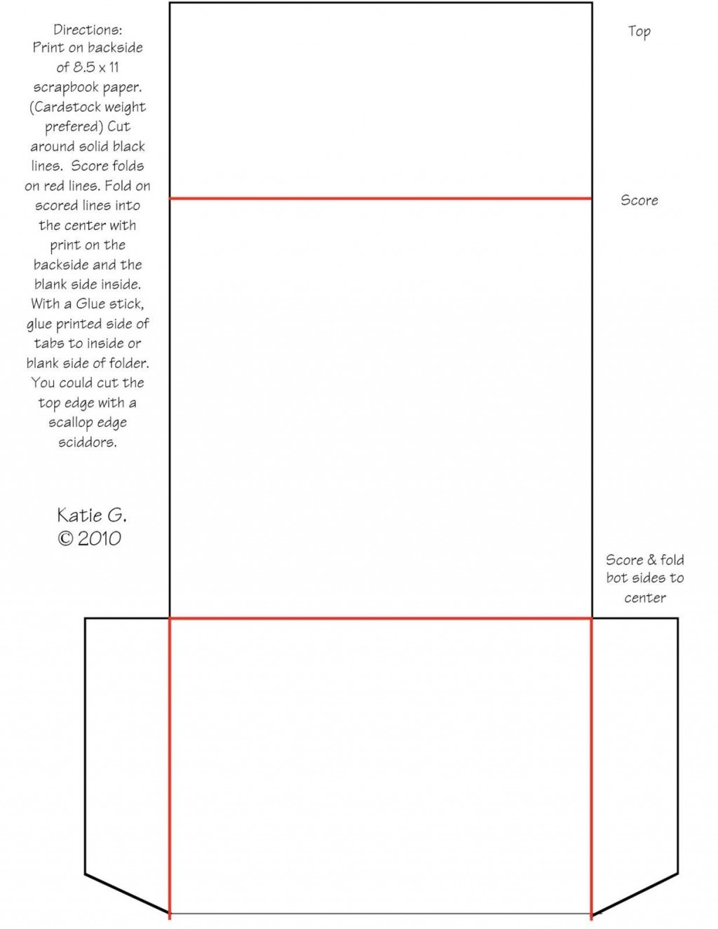 001 Unbelievable Printable Cd Sleeve Template Sample  Free Case Cover Blank JewelLarge
