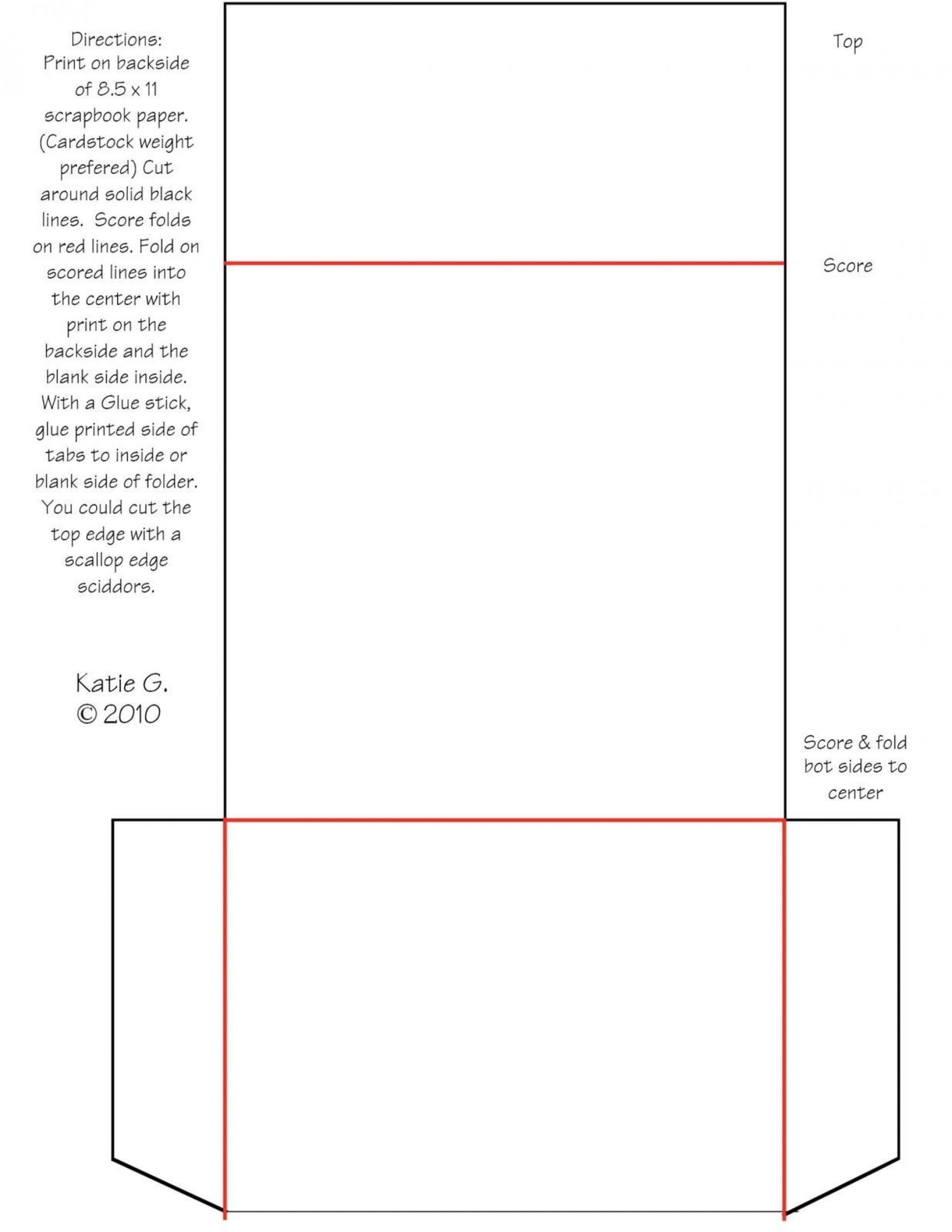 001 Unbelievable Printable Cd Sleeve Template Sample  Free Case Cover Blank Jewel1920