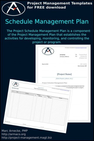 001 Unbelievable Project Management Plan Template Pmi Idea  Quality320