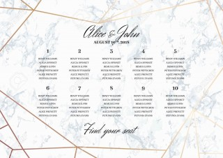 001 Unbelievable Seating Chart Wedding Template Design  Powerpoint Table Plan Reception Round320