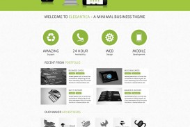 001 Unbelievable Web Template Free Download Sample  Psd Website Bootstrap Responsive