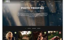 001 Unbelievable Website Template For Photographer Photo  Photographers Free Responsive Photography Php Best