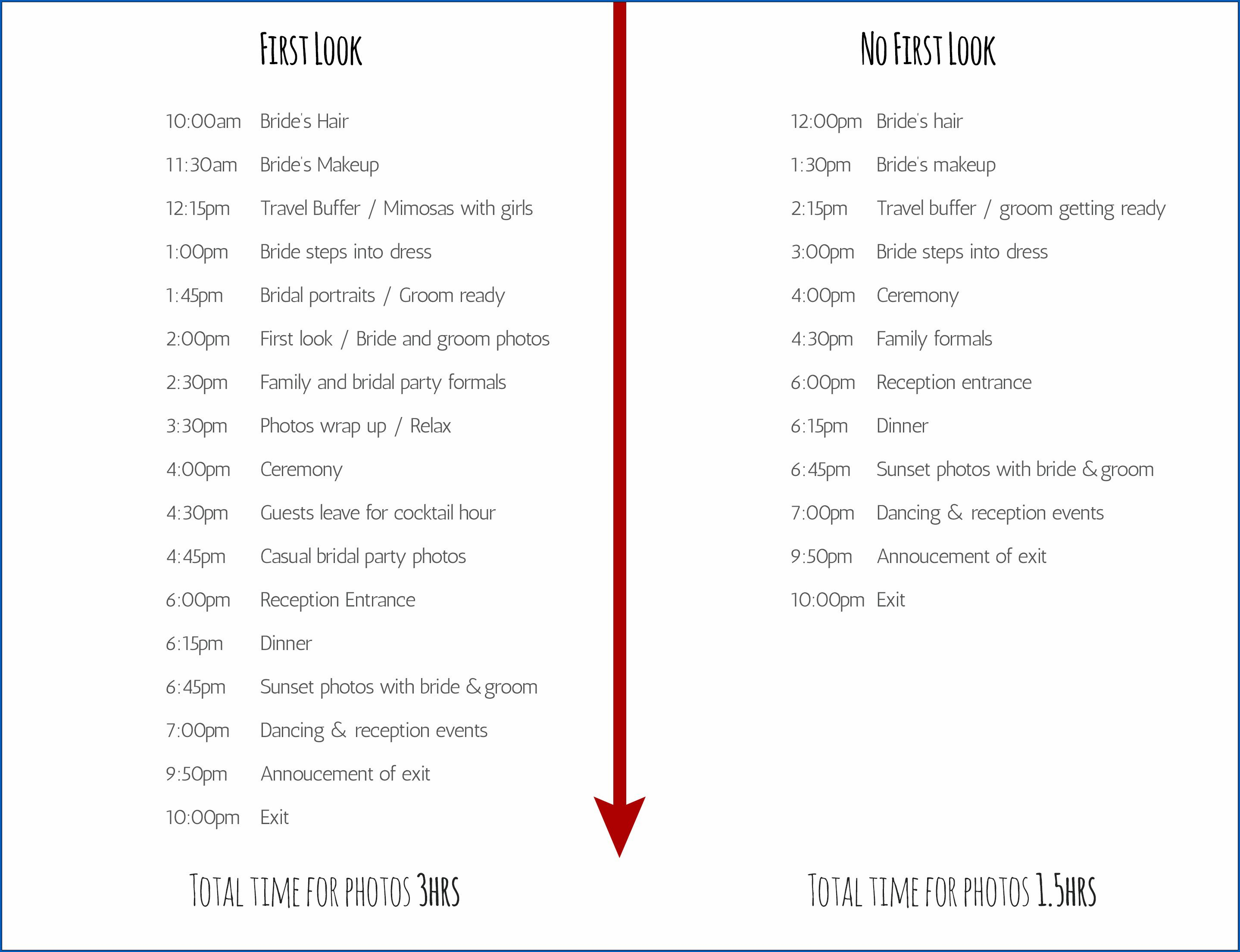 001 Unbelievable Wedding Timeline Template Free Download Highest Quality Full
