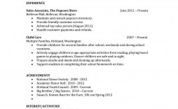 001 Unforgettable Free High School Graduate Resume Template Idea  Templates