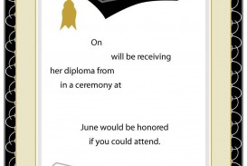 001 Unforgettable Microsoft Word Graduation Invitation Template Highest Quality  Party