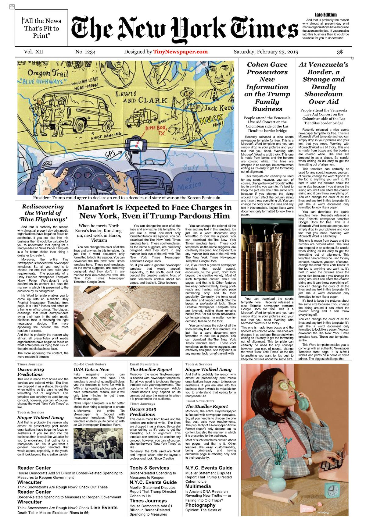 001 Unforgettable Newspaper Article Template Google Doc Inspiration  Docs FormatFull
