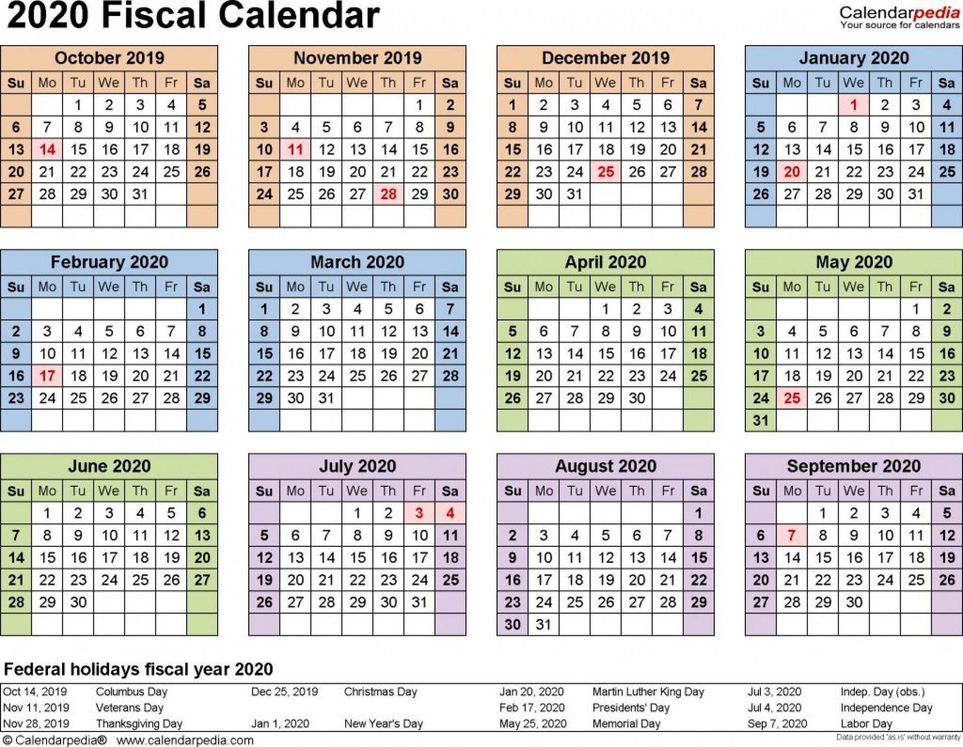 001 Unforgettable Payroll Calendar Template 2020 High Definition  Biweekly Schedule Excel Free1920