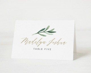 001 Unforgettable Place Card Template Word Sample  Free Name Folding Microsoft Table320