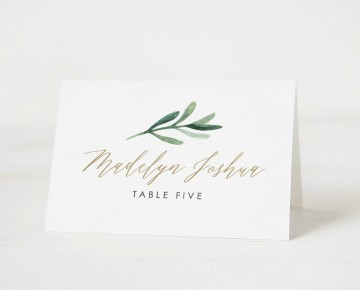 001 Unforgettable Place Card Template Word Sample  Free Name Folding Microsoft Table360