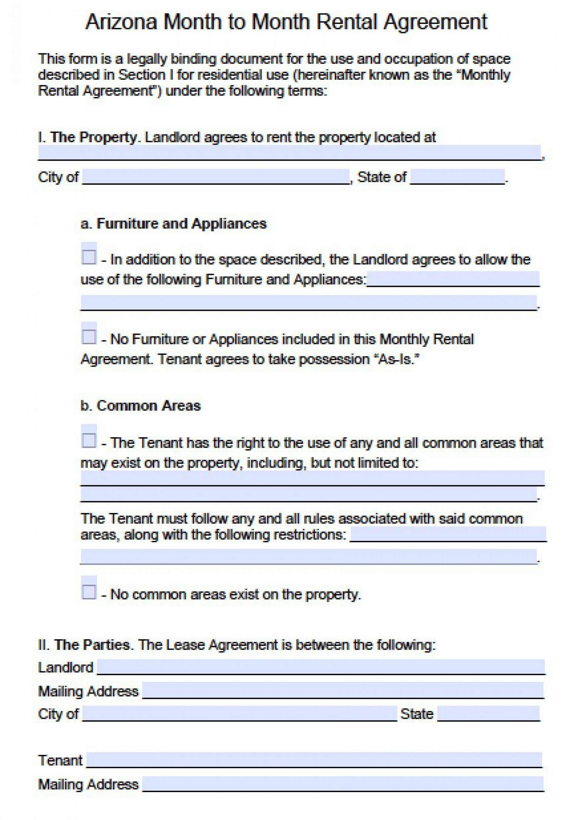 001 Unforgettable Renter Lease Agreement Form Example  Rent Format In Tamil Florida Rental Printable1920