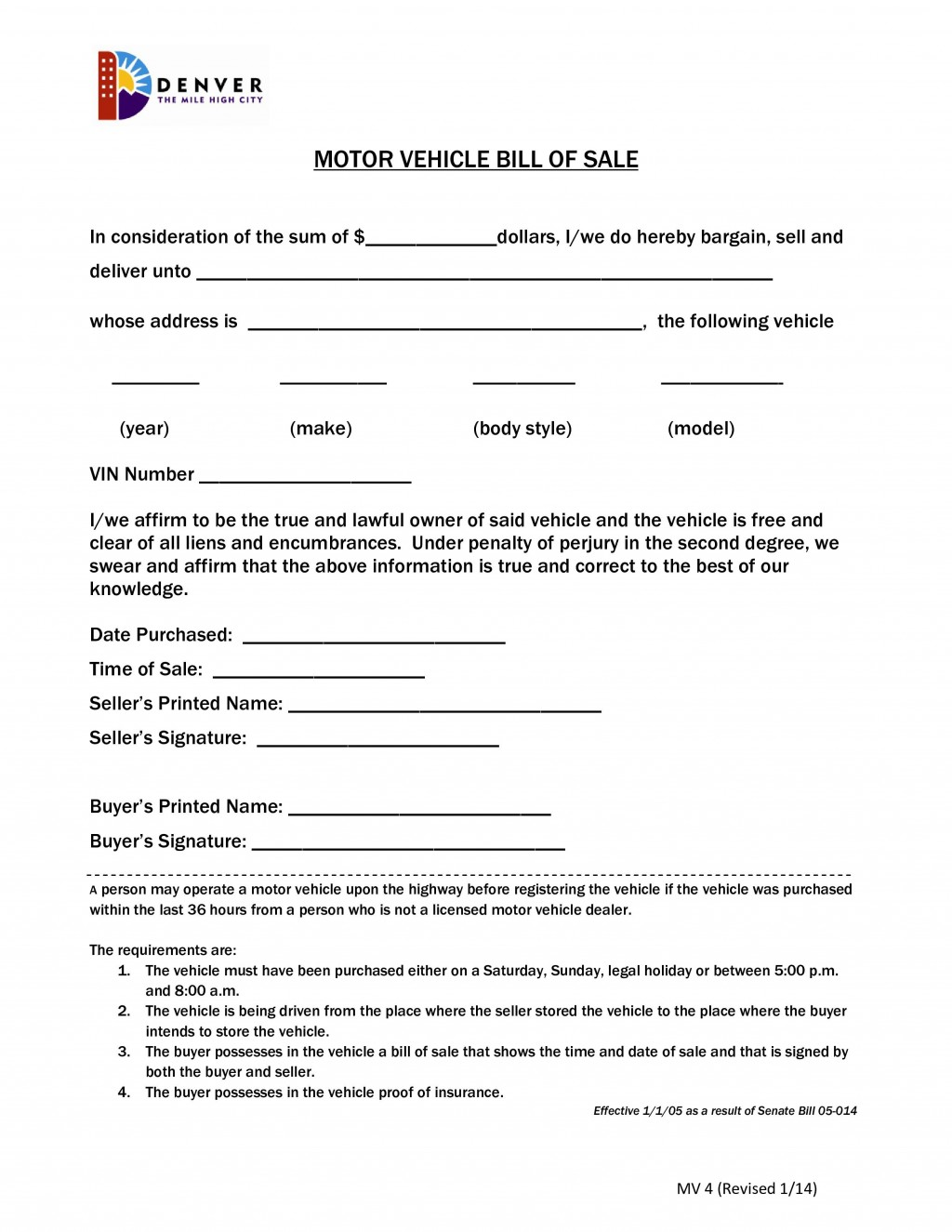 001 Unforgettable Template For Bill Of Sale High Resolution  Example Trailer Free Mobile Home Used CarLarge