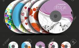 001 Unforgettable Vector Cd Cover Design Template Free Inspiration