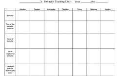 001 Unforgettable Weekly Behavior Chart Template Image  Pdf Classroom