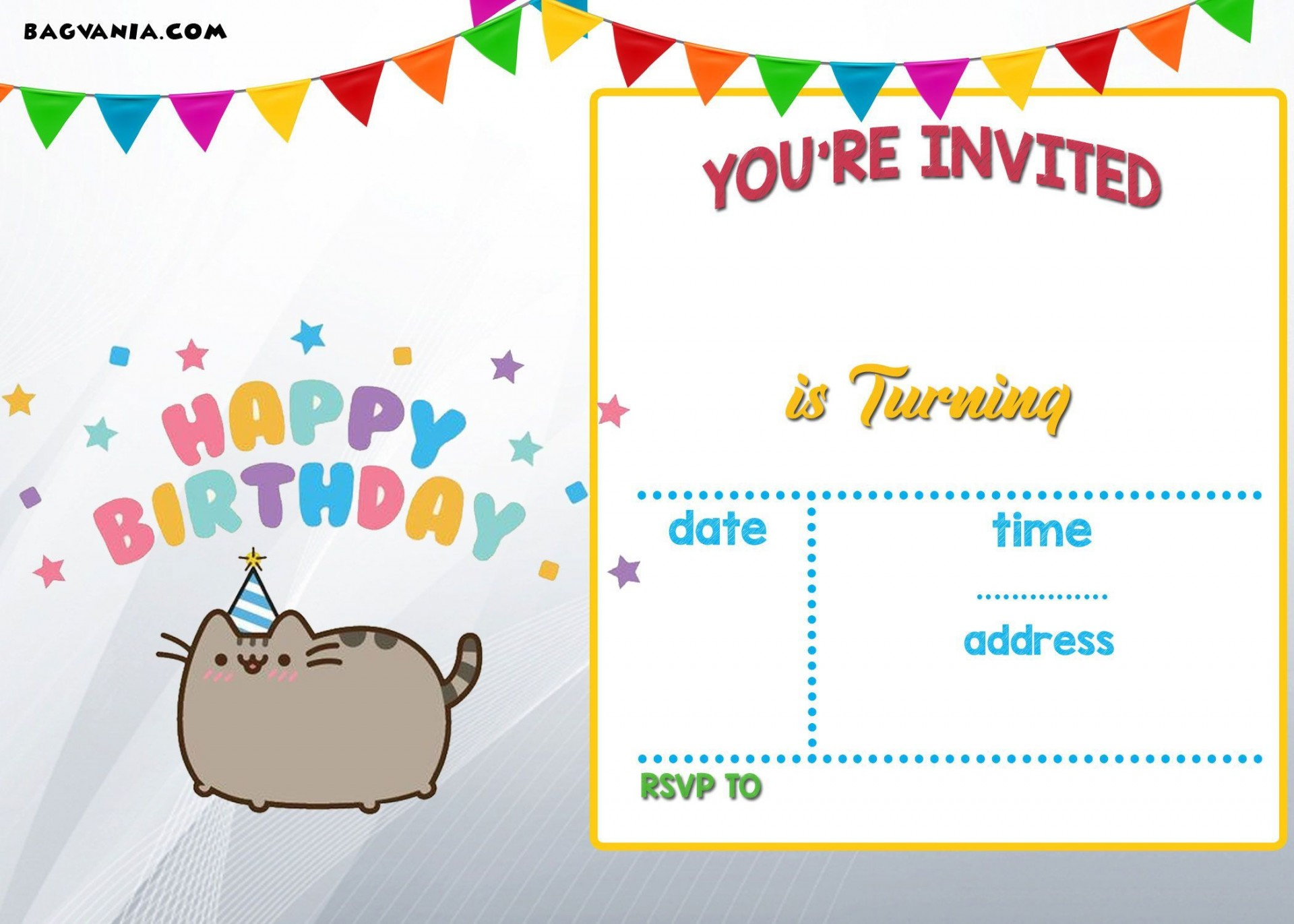 001 Unique Free Online Printable Birthday Invitation Template Picture  Templates Card Maker1920
