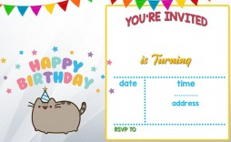 001 Unique Free Online Printable Birthday Invitation Template Picture  Templates Card Maker