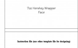 001 Unique Hershey Candy Bar Wrapper Template High Definition  Free Word