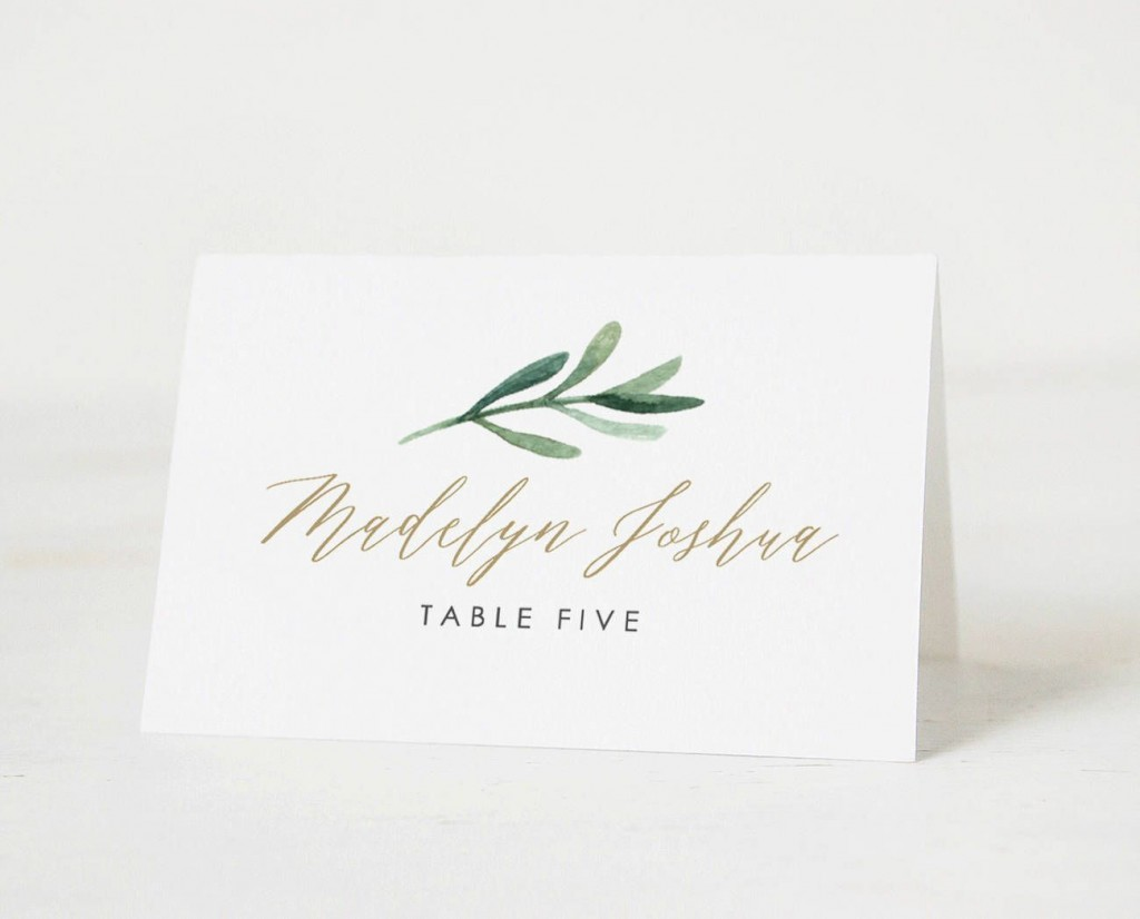 001 Unique Name Place Card Template Idea  Word Free MicrosoftLarge