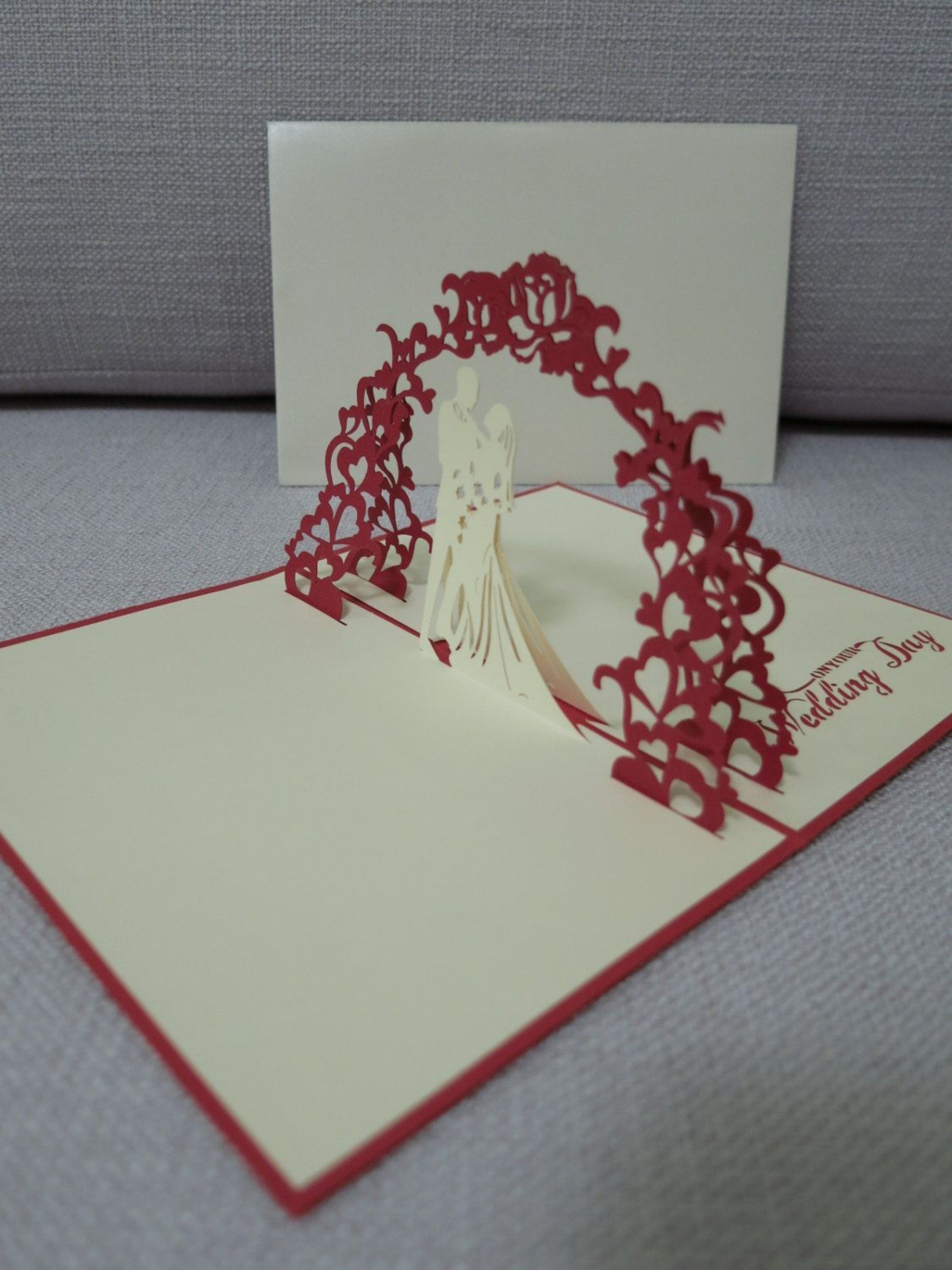 001 Unique Pop Up Card Template Free Photo  Download Pdf Christma Kirigami Pattern1920