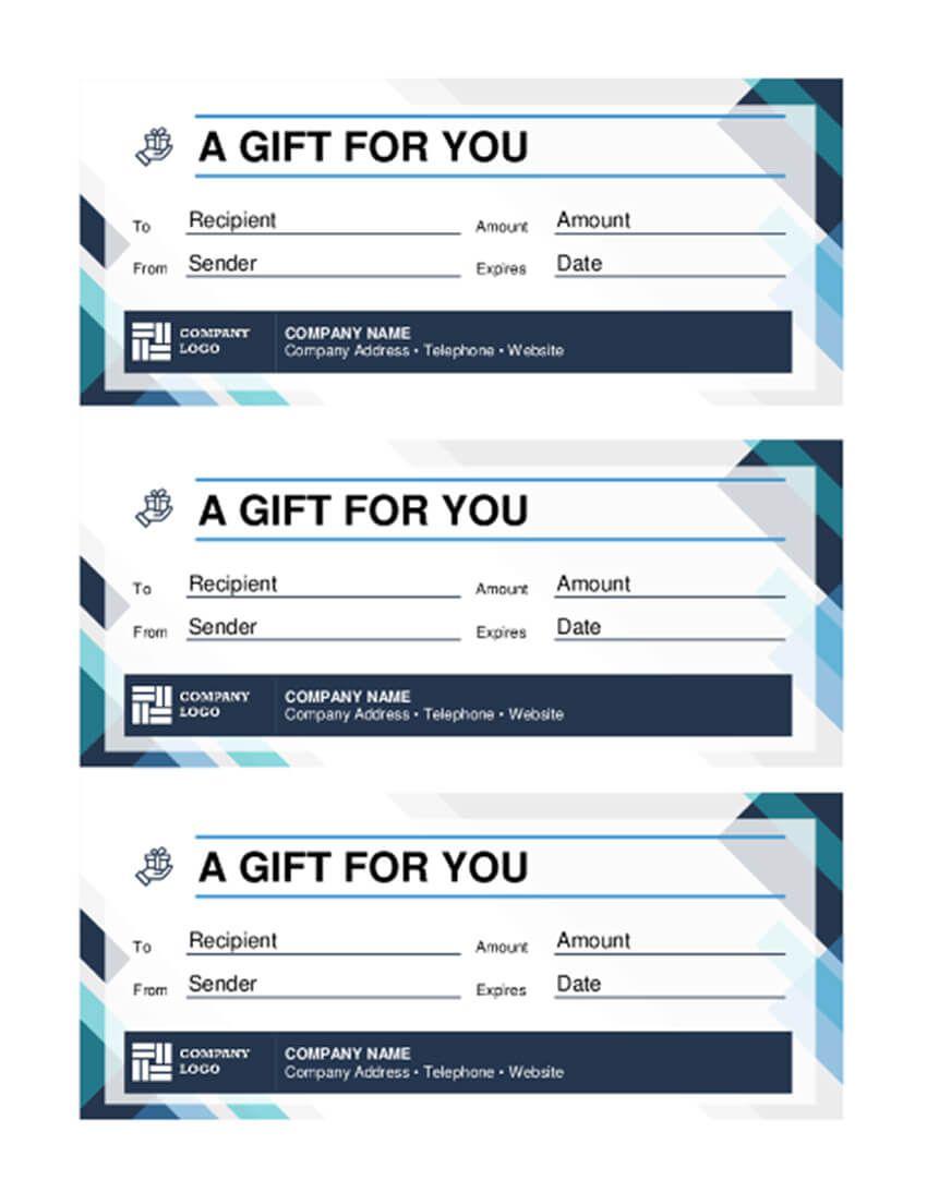 001 Unique Restaurant Gift Certificate Template Design  Templates Card Word Voucher FreeFull