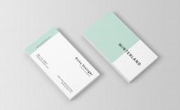 001 Unique Simple Busines Card Template Photoshop Inspiration