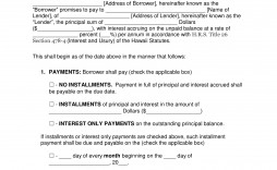 001 Unique Simple Promissory Note Template Idea  Form Sample Format Of In India