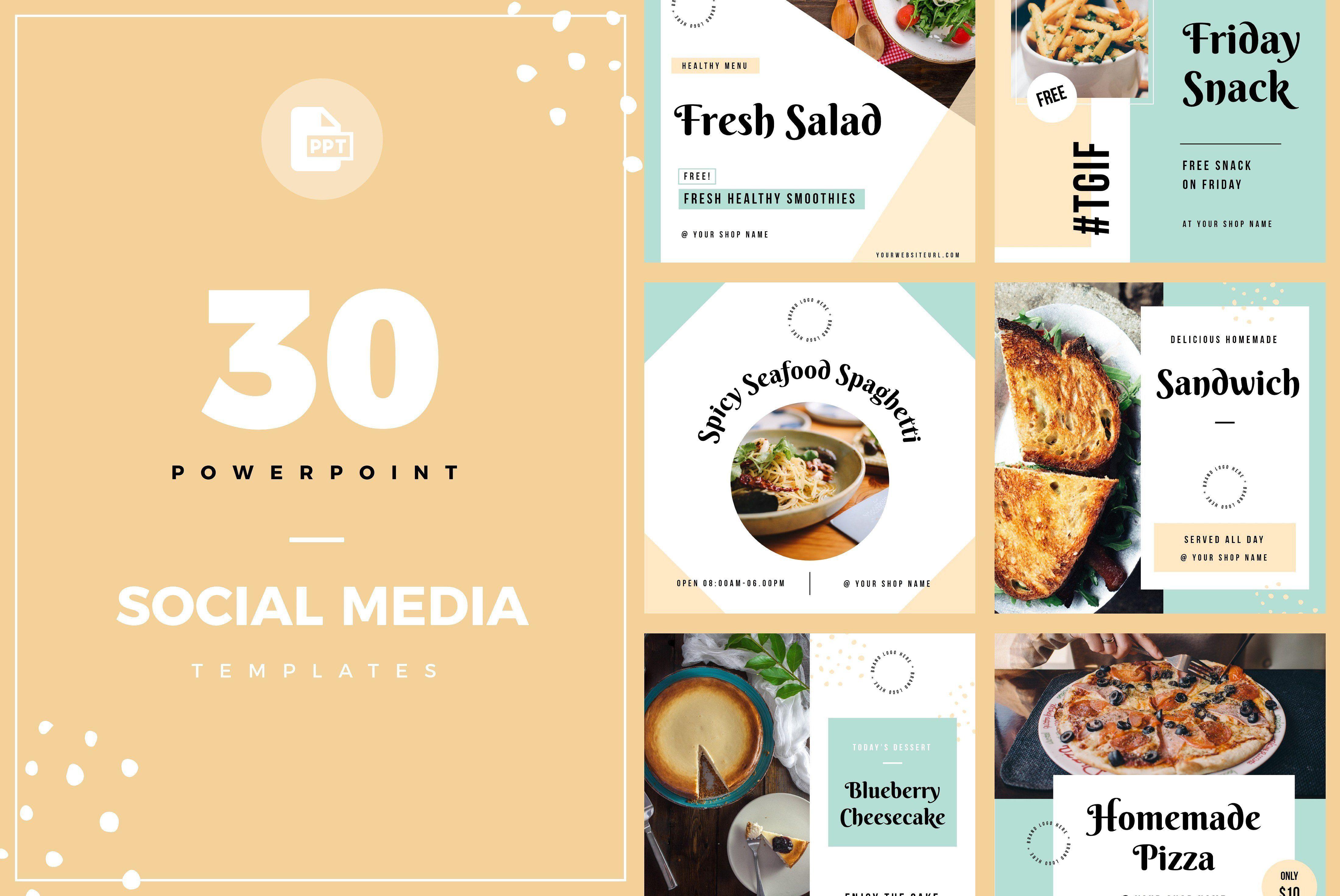 001 Unique Social Media Proposal Template Ppt Design Full