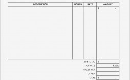 001 Unique Word Invoice Template Free Photo  M Download Printable Doc Microsoft For Mac