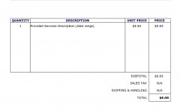 001 Unique Work Invoice Template Word High Def  Hour