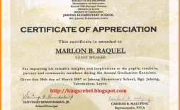 001 Unusual Certificate Of Recognition Sample Wording Highest Quality  Award