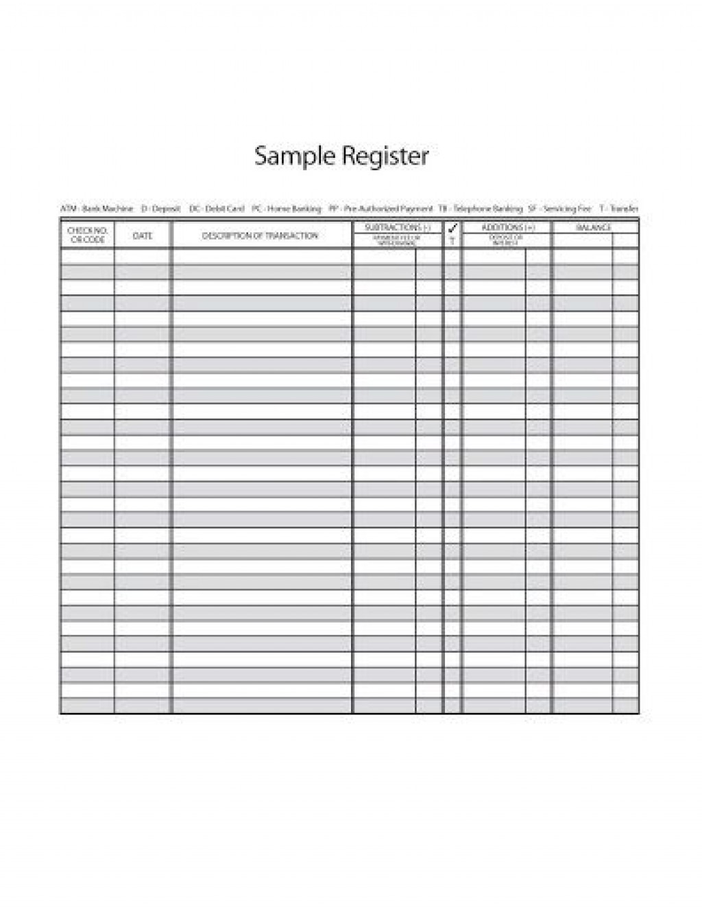 001 Unusual Check Register Template Printable High Resolution  Pdf ExcelLarge